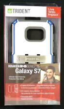 TRIDENT CASE KN-SSGSS7-BLWG0 Kraken AMS Case for Samsung Galaxy S7 (Blue/White)
