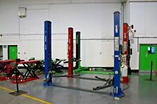 2 Post Car Lift, 4Ton Vehicle Lift Ex Demo Eurotek UT40