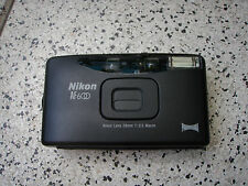 Kamera Camera - Nikon AF 600 panorama - schwarz