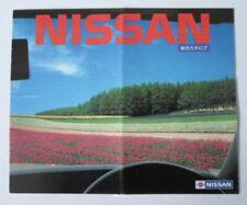 NISSAN RANGE orig 1988 JDM Sales Brochure - President Gloria Cima Cedric 300ZX