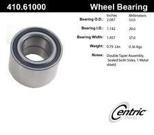 C-TEK Standard Wheel Bearing & Race Set fits 2000-2008 Ford Focus EcoSport  C-TE