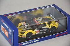 Spark S3736 - CORVETTE C6 ZR1 Larbre Competition n°70 28ème Le Mans 2012 1/43