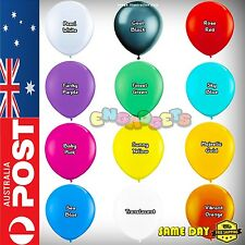 36 Inch/90cm large circular wedding party Giant Large Latex balloon