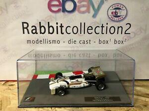"""Die Cast """" BRM P153 - 1970 Pedro Rodriguez Belgian """" Formula 1 Collection 1/43"""