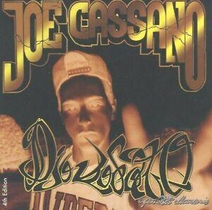 Joe Cassano CD Musica Dio Lodato + Gadget Full Album Hip Hop Old School