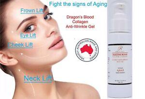DRAGON'S BLOOD SUPER INSTANT ANTI-WRINKLE ANTI-AGING GEL