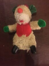 Stuffed Animal Christmas Mouse 8 Inch