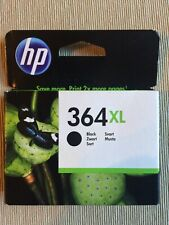 HP 364XL Black Printer Ink Cartridge x 2 - Expired Date