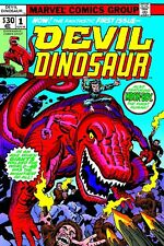 Devil Dinosaur by Jack Kirby Omnibus Hardcover New Sealed