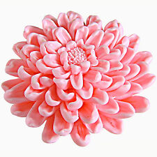 egbhouse, Chrysanthemum-3D silicone Soap/polymer/clay/plaster mold
