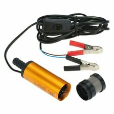 12V Car Electric Submersible Pump Fuel Water Oil Transfer Oil Engine Transfer