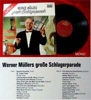 LP Werner Müller Grosse Schlagerparade Music Made in Berlin (Decca) D