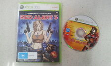 Command and conquer Red Alert 3 Xbox 360 Game PAL