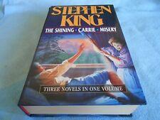 Classic Horror Fiction - STEPHEN KING - Three Horror Novels in One