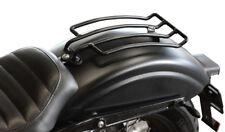 Gepäckträger schwarz Harley Davidson Dyna FXDB Streetbob ab 2006-2017 Luggage