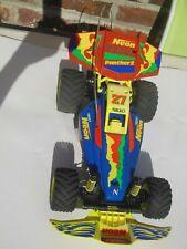 Vintage NIKKO Neon Panther 2 voiture téléguidée RC buggy