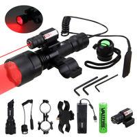 Green Red Led Hunting Light Kit Dot Sight Coyote Varmint Hog For Hunting Fishing