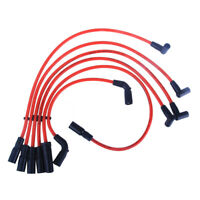 Spark Plug Ignition Wires Fit Chevrolet GMC High temperature resistant 1996-2007