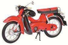 Schuco 06548 - 1/10 kreidler florett con pierna escudo-rojo-negro-nuevo