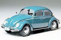 24136 Tamiya Volkswagen 1300 Beetle 1/24th Plastic Kit Assembly Model Car