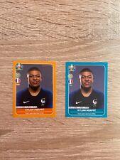 Panini EURO 2020 Kylian Mbappe FRA25 France UEFA Euro 2021 LOT