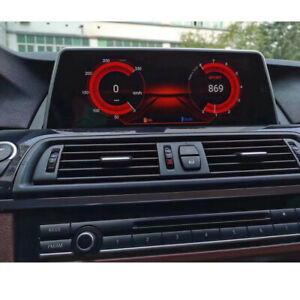 For BMW 5 Series F10 F11 2010-2016 Android 10 GPS Satnav Headunit Radio Navi BT