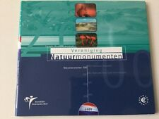 NEDERLAND 2000 - NATUURMONUMENTEN - BU EURO SET - GOEDE DOELEN SET - HOLLAND