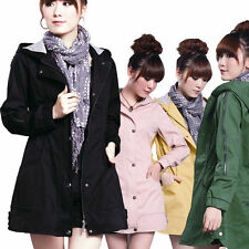 Unbranded Cotton Women's Trench Coats