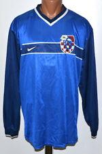 NK HAŠK ZAGREB CROATIA MATCH WORN 1990'S FOOTBALL SHIRT JERSEY NIKE #8 SIZE XL