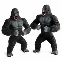 19CM King Kong  Skull Island Gorilla Model PVC Action Figure Toy Birthday Gift