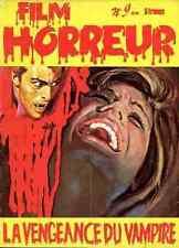 FILM HORREUR 9 DRACULA La vengeance du Vampire 300 Pics Cine Photo Roman
