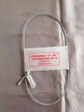 Cable wire engine starter Fiat 600 II III series