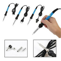 Temperature Control Soldering Iron Fast Heating Electric Welding Iron Tool