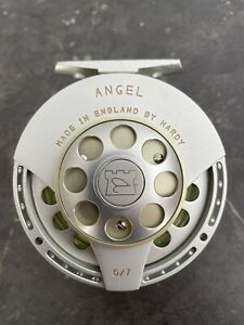 Hardy Angel 6/7 Fly Reel. Has Line And Backing But Never Fished.