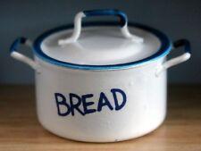 Round Bread Bin, Dolls House Miniatures Kitchen Accessory 1.12 Scale