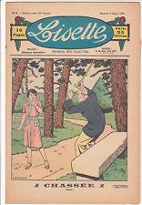 LISETTE N°5 du 2 février 1936 LEVESQUE CUVILLIER PORTELETTE