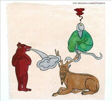 Six Organs of Admittance - Asleep on the Floodplain [Digipak] (NEW CD, Feb-2011)