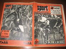 SPORT ILLUSTRATO 1954/22 INTER CAMPIONE !! GIRO D'ITALIA COPPI KOBLET LORENZI
