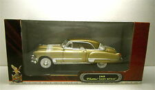 1949 Cadillac Coupe DeVille 1:18 Yat Ming Die Cast Deluxe Edition  Unused Car
