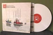 """Explosions in the Sky """"Prince Avalanche"""" WHITE Colored Record Vinyl LP Caspian"""