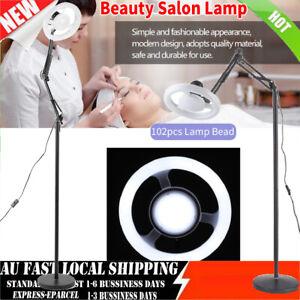 102 LED Lamp Light Facial Beauty Salon Floor Stand Adjustable Lamp