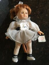 Vintage Gotz Jointed Doll Poupee In Pink & White Box 15""