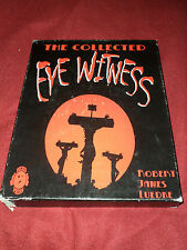 Eye Witness: The Collected Eye Witness Slipcased Set (2010, TPB) SIGNED Limited