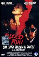 Blood Run - Una Lunga Striscia Di Sangue (Dvd - Stormovie) Nuovo