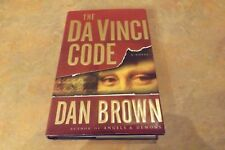 New The Da Vinci Code: A Novel by Dan Brown (English) Hardcover Book