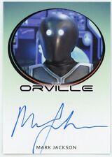 2020 The Orville Archives Autograph Packs Mark Jackson Bordered Autograph