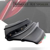 New Racing Winglet Aerodynamic Wing Kit Spoiler for Ducati Panigale V4/V4S/R