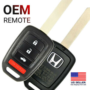 2016-2017 Honda Accord OEM Keyless Remote Head Key 35118-T2A-A60 MLBHLIK6-1TA