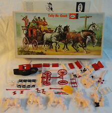 Tally Ho Coach UPC Vintage Western Cowboy 1960's Model 4002-100 As Found