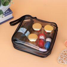 Transparent Portable Cosmetics Bag Waterproof Makeup Storage Practical Wash Bag